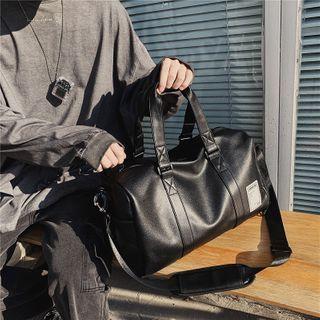 Mulgam(ムルガム) - Faux Leather Carryall Bag