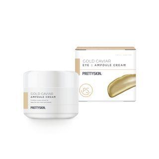 Pretty skin - Gold Caviar Eye & Ampoule Cream