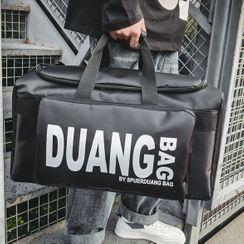 SUNMAN - Lightweight Lettering Carryall Bag