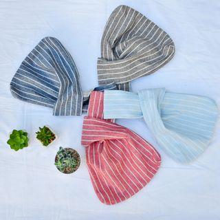 ELMI - 条纹腕带包