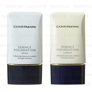 Covermark - Jusme Color Essence Foundation Tube SPF 18 PA++ 20g - 11 Types