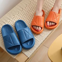 Ishanti - 纯色家居拖鞋