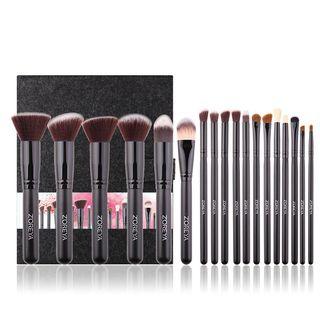 ZOREYA - Set of 18: Makeup Brush