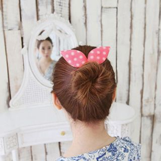 Good Living - Print Hair Bun Tool