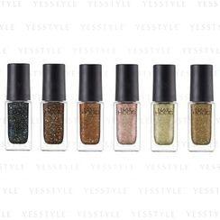 Kose - Nail Holic Jungle Glitter 5ml - 6 Types