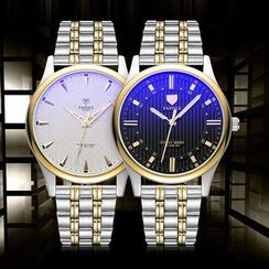 YAZOLE - 不锈钢带式手表