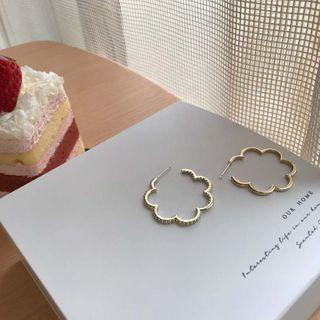 Calypso - 水鑽耳環