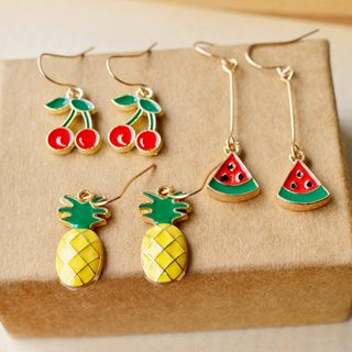 Nisen - Fruit Drop Earring