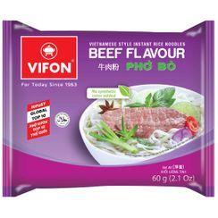 Grainee Foods - VIFON Vietnamese Rice Noodles Beef Flavor