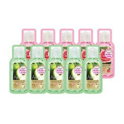 NATURE REPUBLIC - Gel antiséptico Hand And Nature BOLSA SACHET – 2 Fragancias