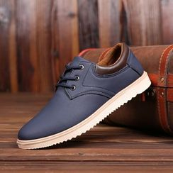 Viffara - Lace Up Casual Shoes