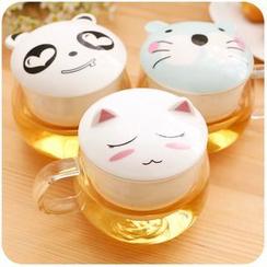 默默愛 - 動物茶杯連茶葉隔