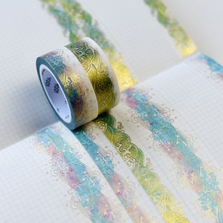 Little Planet - Sea Masking Tape