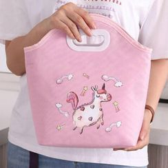 Evorest Bags(エボレストバッグズ) - Cartoon Print Insulated Lunch Bag