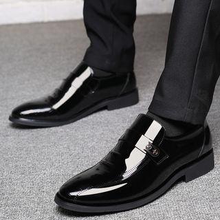 MARTUCCI - Pointy Toe Loafers/Oxfords
