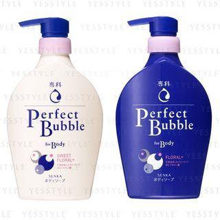 Shiseido - Senka Perfect Bubble For Body 500ml - 2 Types