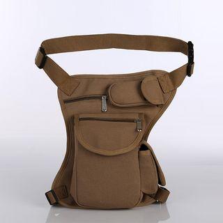 Golden Kelly - Canvas Tactical Waist Bag