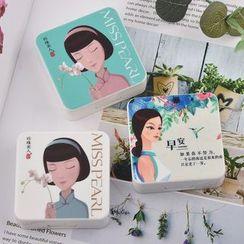KAZZED - 卡通印花隐形眼镜盒