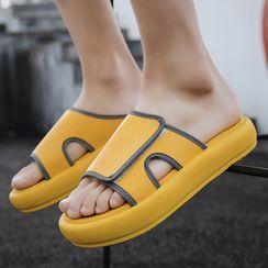 MARTUCCI - Platform Slide Sandals