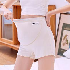 POKU - 孕妇打底短裤