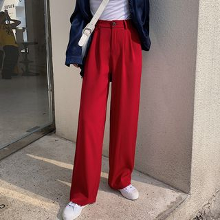 Bon Vivant - Wide-Leg Dress Pants