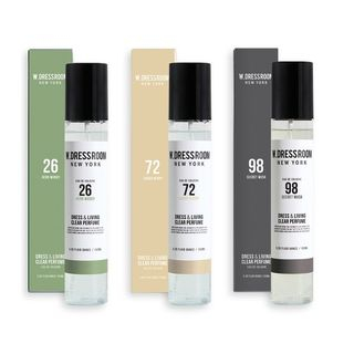 W.DRESSROOM - Dress & Living Clear Perfume S2 - 3 Types