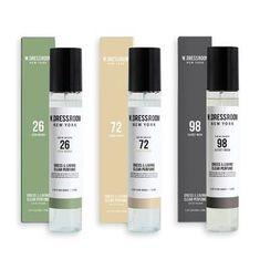 W.DRESSROOM - Dress & Living Clear Perfume S2 - 3 Types