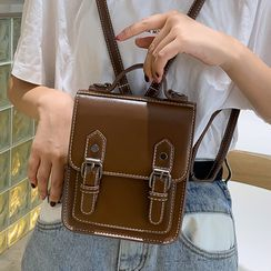 Hase Babe(ヘイスベイブ) - Mini Satchel Backpack