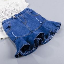 Cuckoo - Kids Denim Skirt