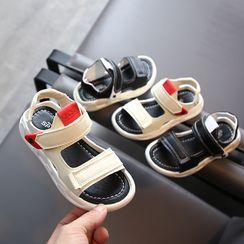 Luco - Kids Adhesive Strap Sandals