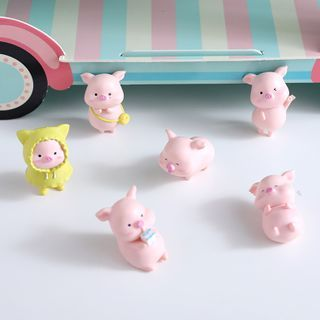 Chimi Chimi - Resin Pig Ornament