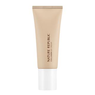 NATURE REPUBLIC - Nature Origin Collagen BB Cream SPF25 PA++ (#01 Light Beige)