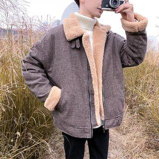 DuckleBeam - Zip Padded Jacket