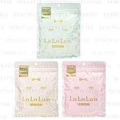 LuLuLun - 化妝水面膜 10 片 - 3 款