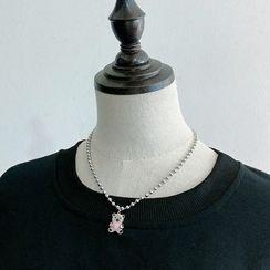 Roxanne - Bear Pendant Necklace
