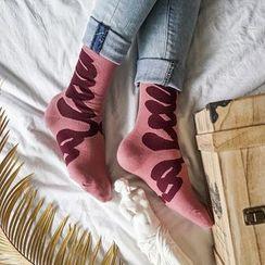 QUICKSOOX(クイックソックス) - Printed Socks