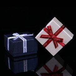 Ignar - Bow-Accent Jewelry Box