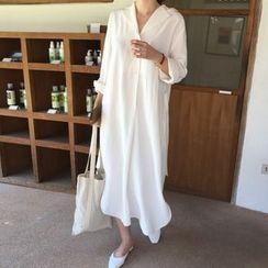 Mimi Lulu - Midi Shirtdress