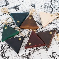 Leather Luuv - Genuine Leather Coin Purse