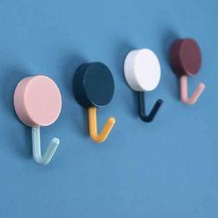 Lazy Corner - Set of 10: Adhesive Wall Hook