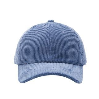 HARPY - 純色燈芯絨棒球帽