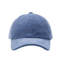 HARPY(ハーピー) - Plain Corduroy Baseball Cap