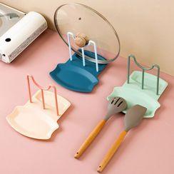 Popcorn(ポップコーン) - Plastic Kitchen Pot Lid Holder