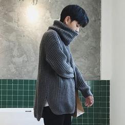 Andrei - 高領毛衣