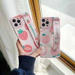 CeLLEAGUE - 水果印花手機保護套 - iPhone, Huawei