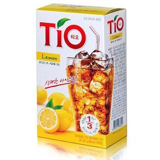 Dongsuh - Tio Ice Lemon Tea 13g x18