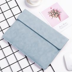 FuToo - Plain Laptop Sleeves / Accessory Pouch / Set