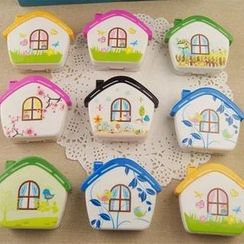 Voon - Contact Lens Case Kit (House)