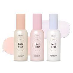 ETUDE - Face Blur - 3 Types