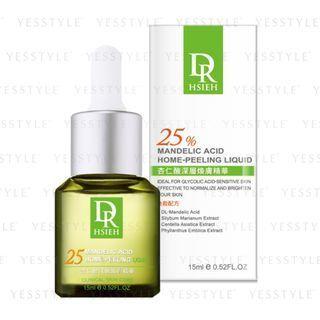 DR Hsieh - 25% Mandelic Acid Home-Peeling Liquid